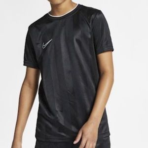 Nike Boys Breathe Academy Football T-shirt Top